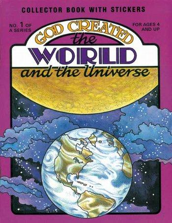 World & Universe-God Created