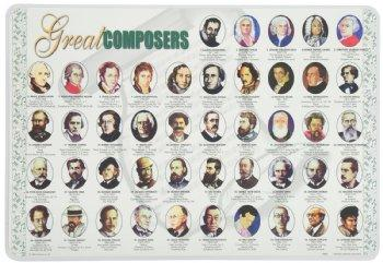 Great Composers Mat