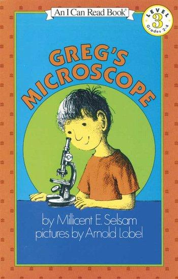 Greg's Microscope