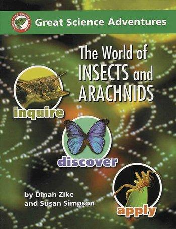 The World of Insects & Archnid