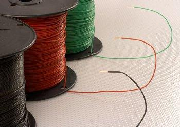 Insulated Copper Wire - 10ft