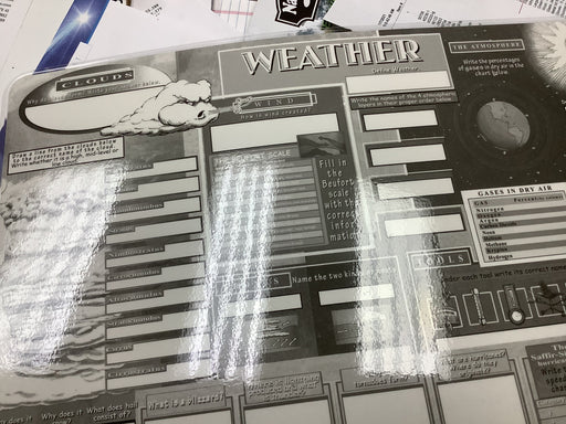 Weather - mat