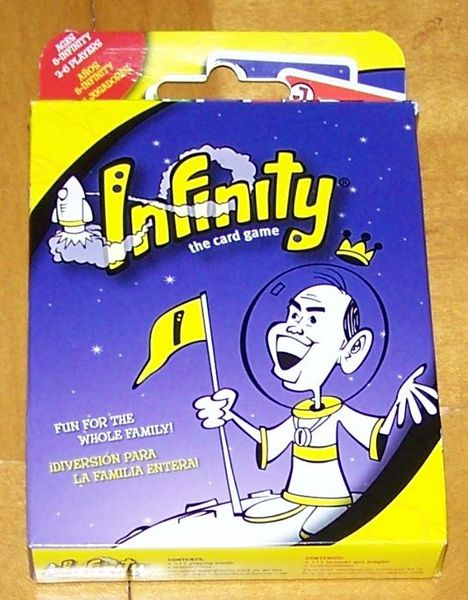 Infinity - the card game
