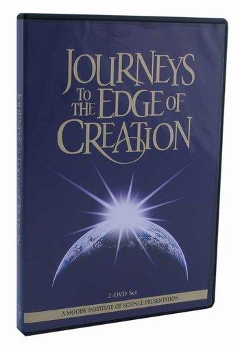 Journey to Edge of CreationDVD