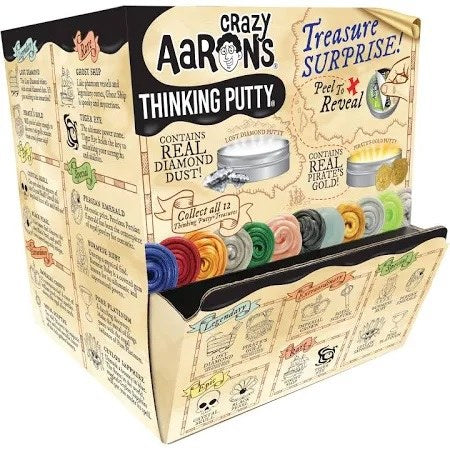 Mini Treasure Thinking Putty-Mystery!