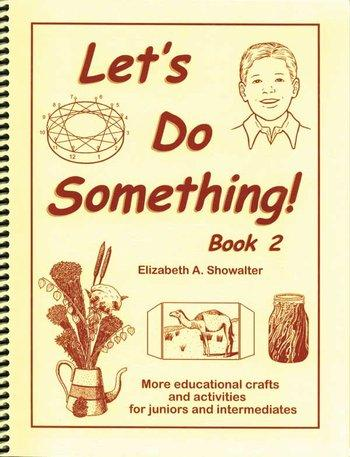 Let's Do Something - Book 2