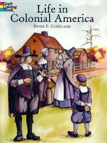 Life in Colonial America cb