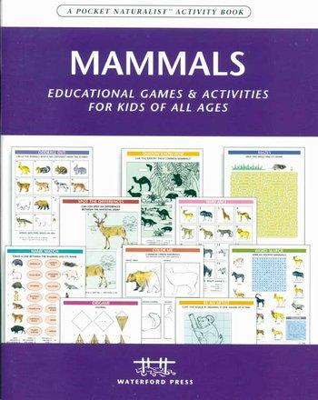 Mammals P.N. Activity Book