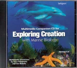 Companion CD for Marine Bio