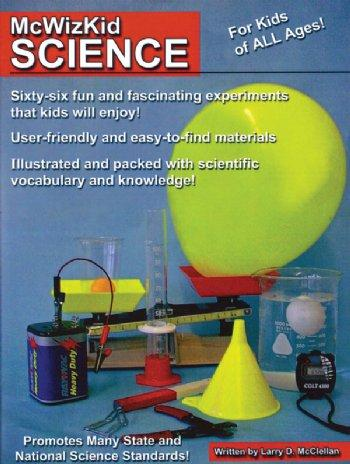 McWizKid Science Book