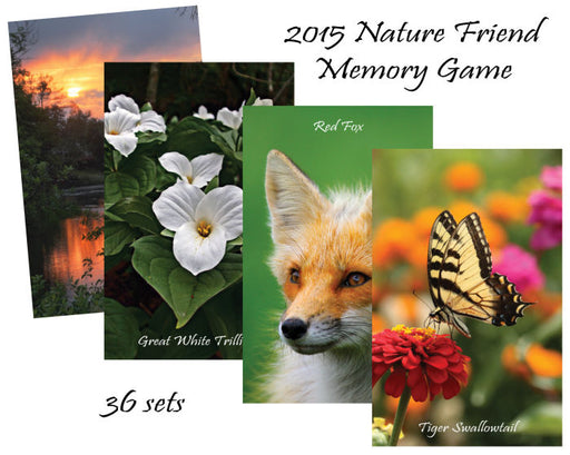 Nature Friend Memory Game