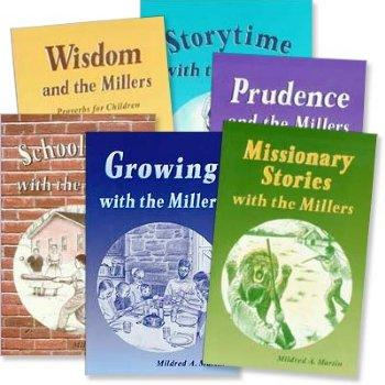 Miller Series Set of 6
