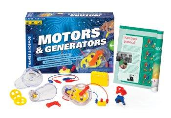Motors & Generators - T&K kit