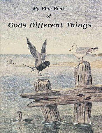 *God's Different Things Blue