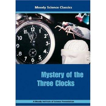 Mystery of Three Clocks DVD