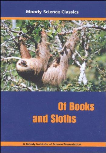 Of Books and Sloths - DVD