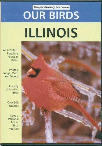 Our Birds CDs - Illinois