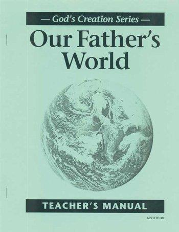 Our Father's World Tchr Guide