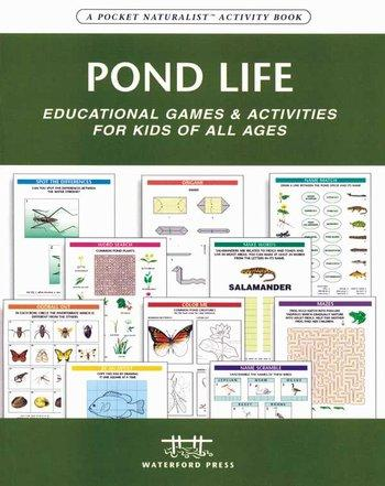 Pond Life P.N. Activity Book