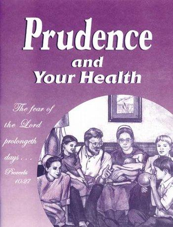 Prudence & Your Health wb