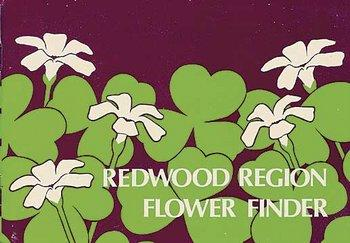 Redwood Region Flower Finder