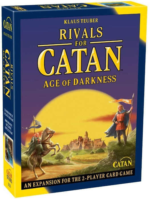 Rivals for Catan Expansion Age of Darkness