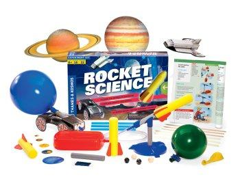 Rocket Science - T & K
