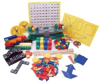 Saxon Math Manipulative Kit
