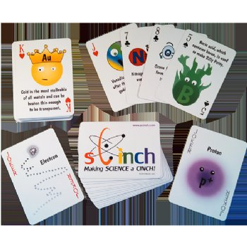 Standard Chemistry Playing Cards