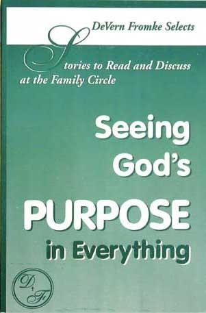 Seeing God's Purpose
