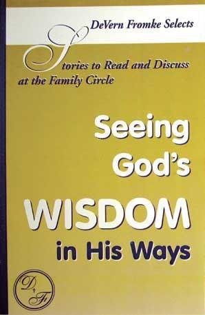 Seeing God's Wisdom