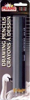 Set of 4 Drawing Pencils