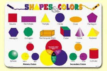 Shapes & Colors - Mat