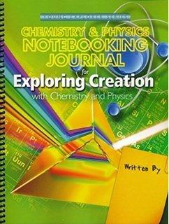 Chemistry/Physics Notebooking Journal AP