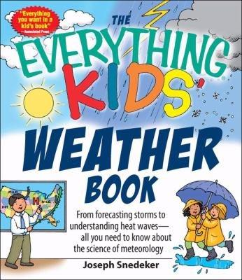 Everything Kids Weather Book