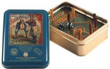 Vintage Golf Game Tin