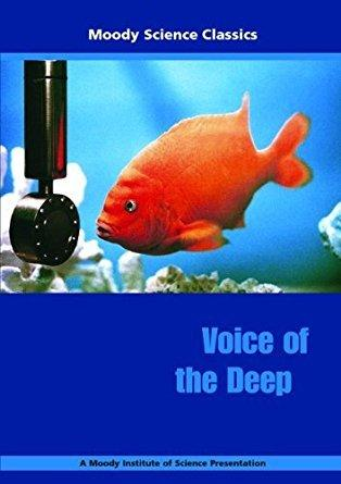 Voice of the Deep - DVD