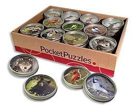 Wildlife BB Pocket Puzzles
