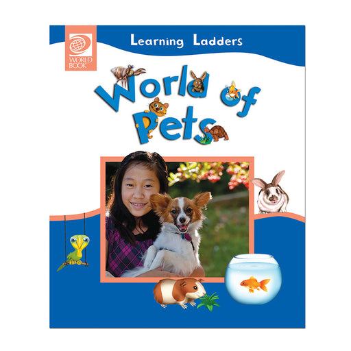 Learning Ladders-World of Pets