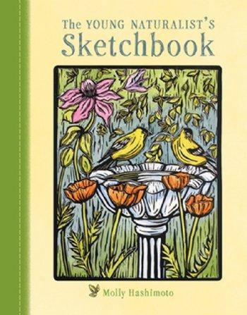 Young Naturalists Sketchbook