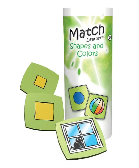 Shapes and Colors-Match Learner