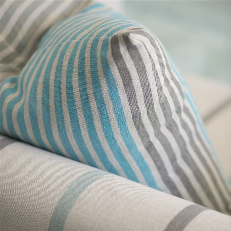 Designers Guild Essentials Brera Colorato - Turquoise