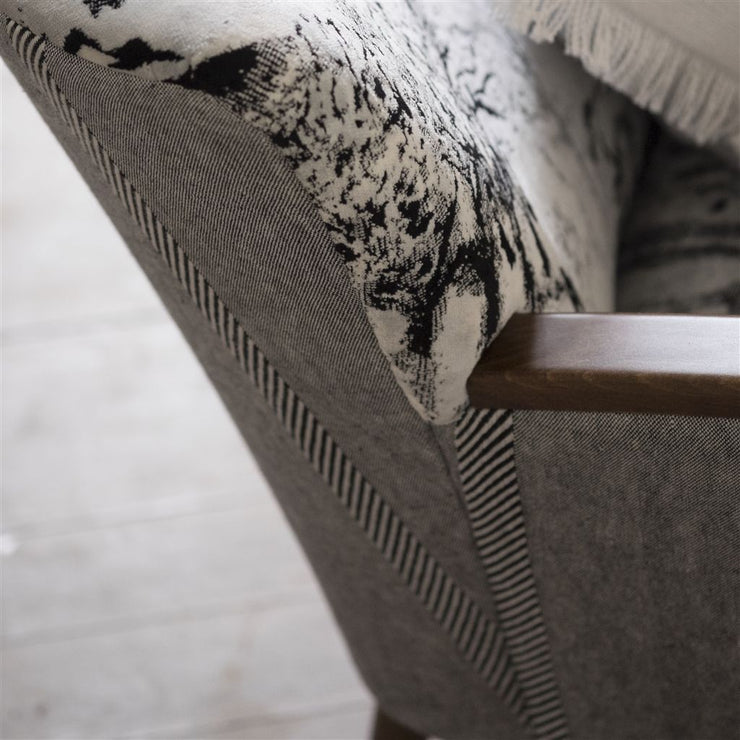 Designers Guild Essentials Brera Spigato - Ebony