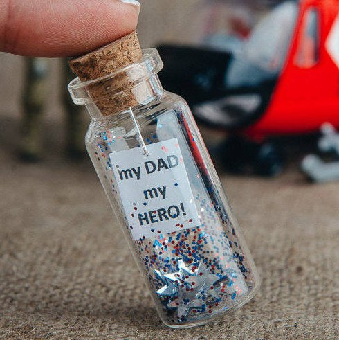 Dad Birthday Gift From Son For Grandfather Police Officer Gifts Fathers Day Daughter