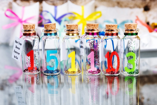 Small anniversary gifts Boyfriend or husband favors One year anniversary couple Girlfriend or ... & 1st Year Anniversary Gift in Wish Jar for Him or Her. Memorable Gift ...