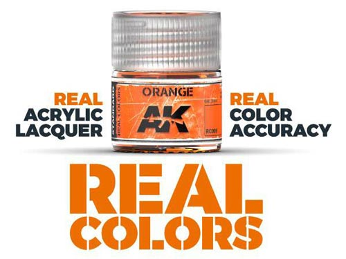AK Real Colors Acrylic Lacquer