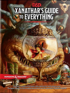 D&D: Xanathar's Guide to Everything
