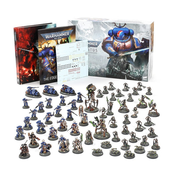 Warhammer 40K - Indomitus Core Box (Eng)