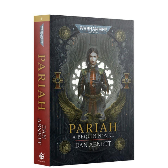 BLACK LIBRARY - PARIAH: A Bequin Novel (HB)