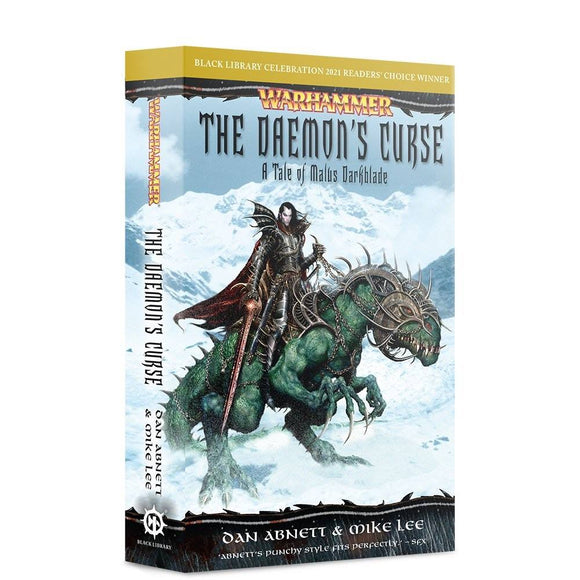 BLACK LIBRARY - MALUS DARKBLADE: The Daemon's Curse (PB)